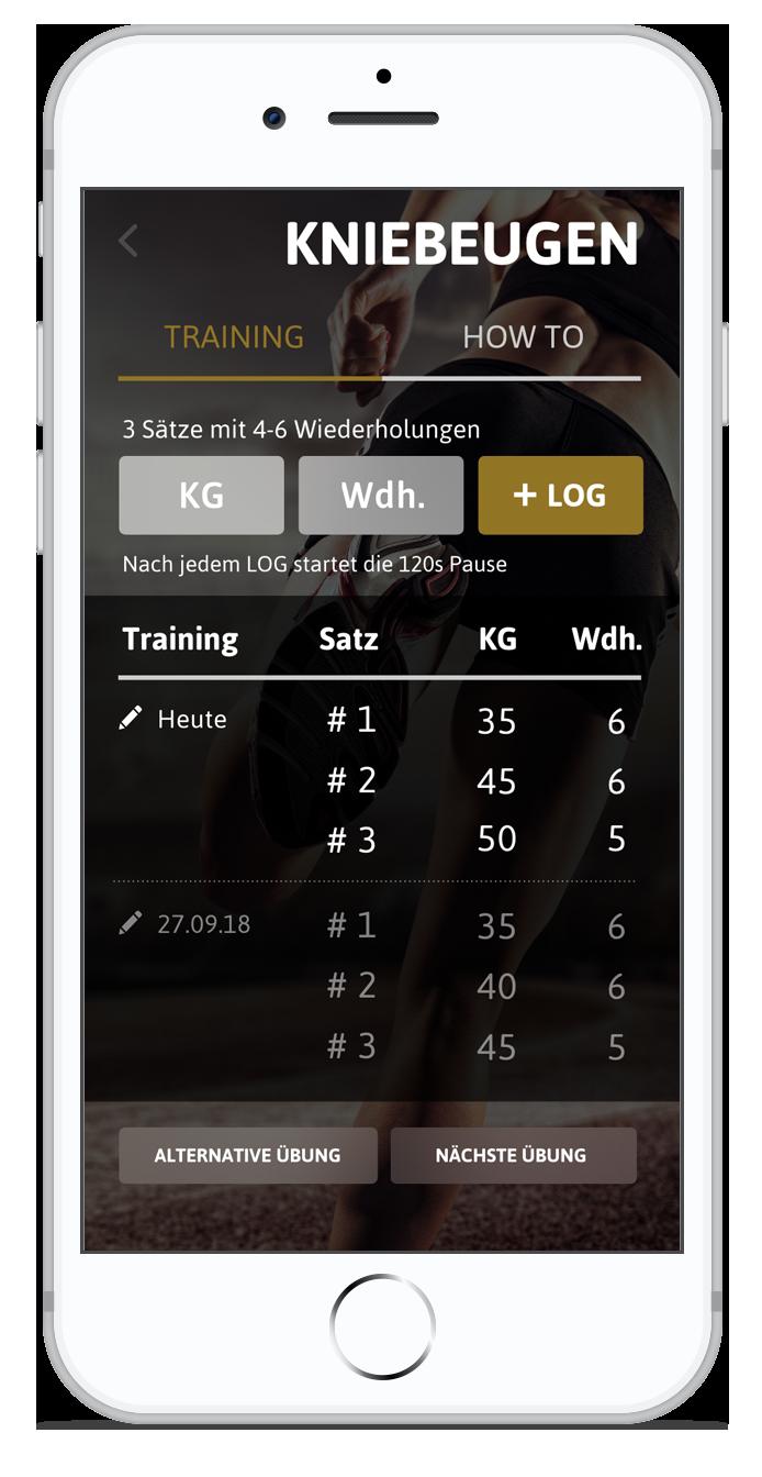 app-kniebeugen-auf-smartphone